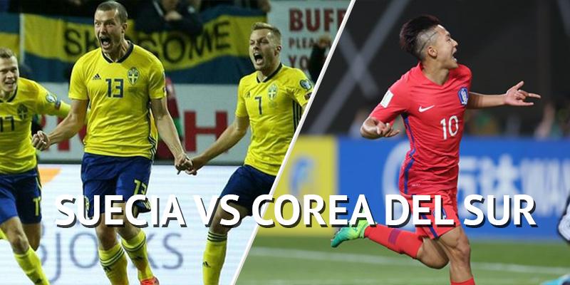 Previa Suecia vs. Corea del Sur