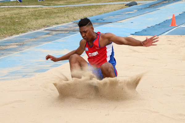 Camagüey´s jumper will compete in the second date of the World Athletics Championships in Birmingham