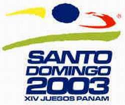 logo de Panamericanos en Santo Domingo