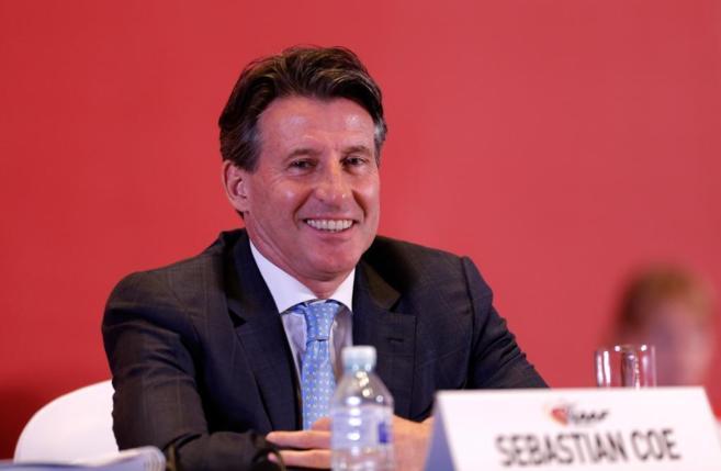 Presente titular de la IAAF en reunión de Puerto Rico