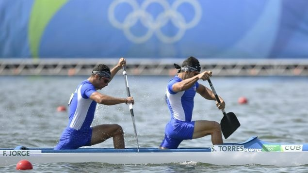 Cuba wins Gold and Silver Medals at the Canoe Sprint World Cup