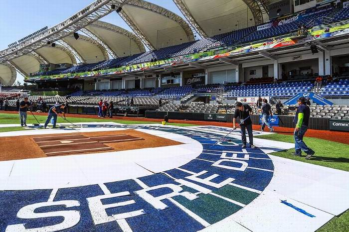 Shortage of Time for the Caribbean Baseball Series