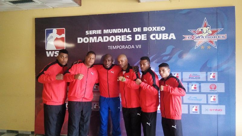 Cuban Domadores to face Uzbekistan Tigers