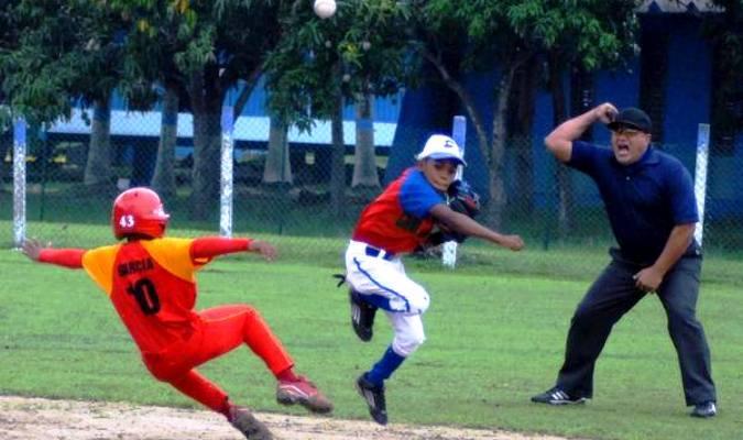 Nacional béisbol sub-12: Seis selecciones en busca del título
