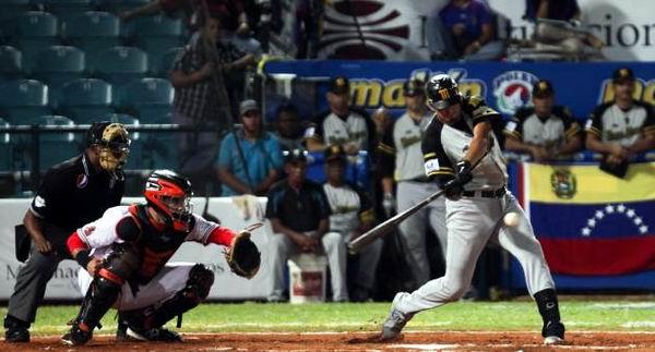 Navegantes de Magallanes en semifinales de la Serie del Caribe. Foto: AVN