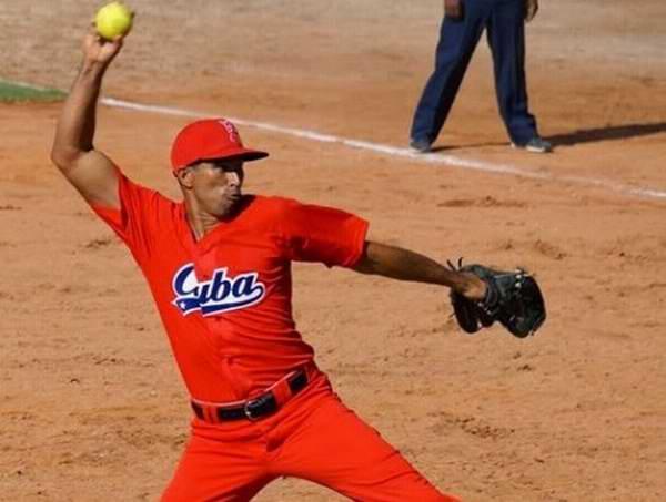 El softbol cubano por llegar al podio en Barranquilla