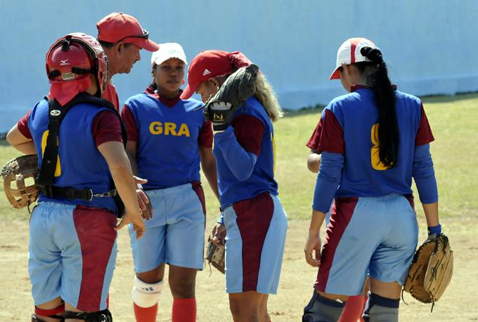 Anuncian preselección cubana de softbol para damas