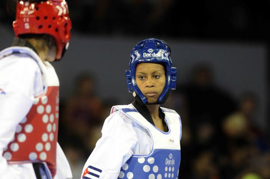 Cuba se va sin medallas en segunda jornada del taekwondo