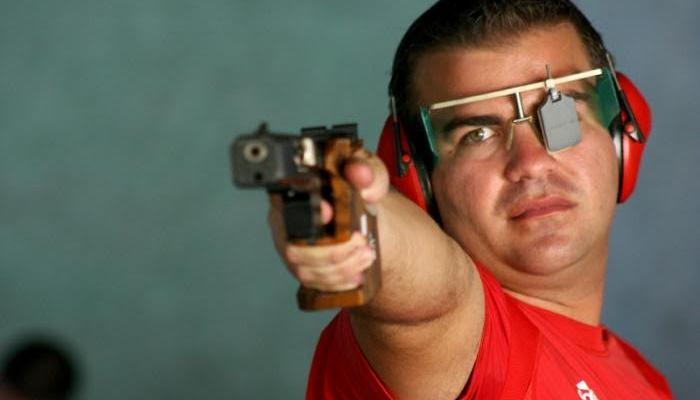 Cuban shooter Pupo finishes 4th in World Cup