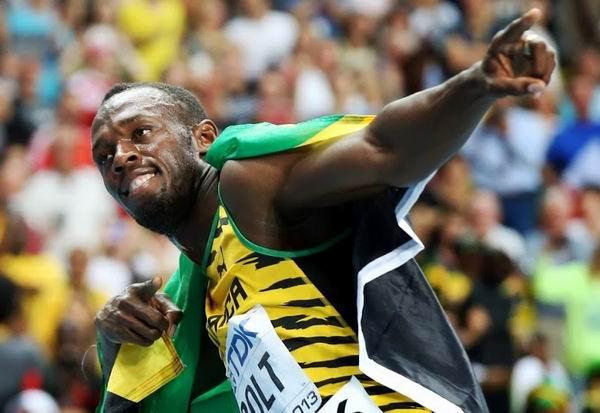 Velocista Usain Bolt cree imposible que alguien supere sus récords