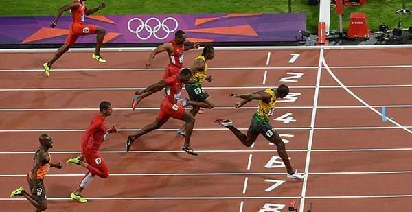Récord mundial de Van Niekerk y oro de Bolt en 100. Foto: Sitio web Rio 2016