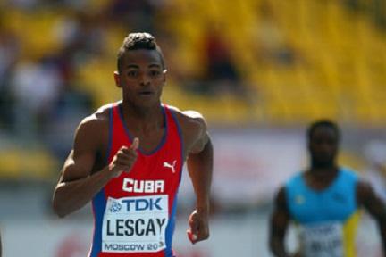 Victoria de Lescay y clasificación de Mena para final de los 200 en Iberoamericano de Atletismo (+ Audio)