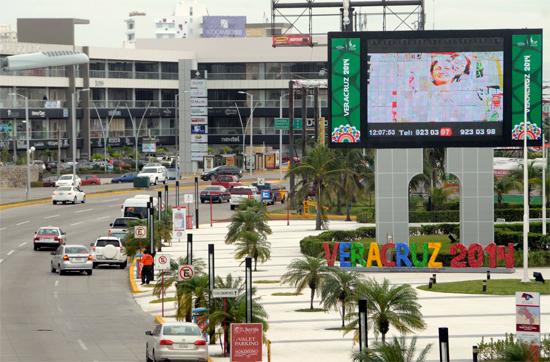 Juegos Centroamericanos y del Caribe Veracruz 2014. Foto Ricardo López Hevia