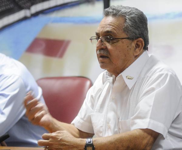 Titular de la NACAC visita Cuba (+Audio)