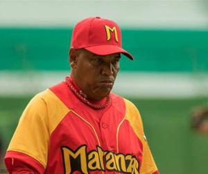 Víctor Mesa, manager del Equipo de Matanzas