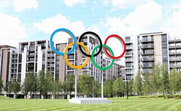 Villa Olímpica Londres 2012