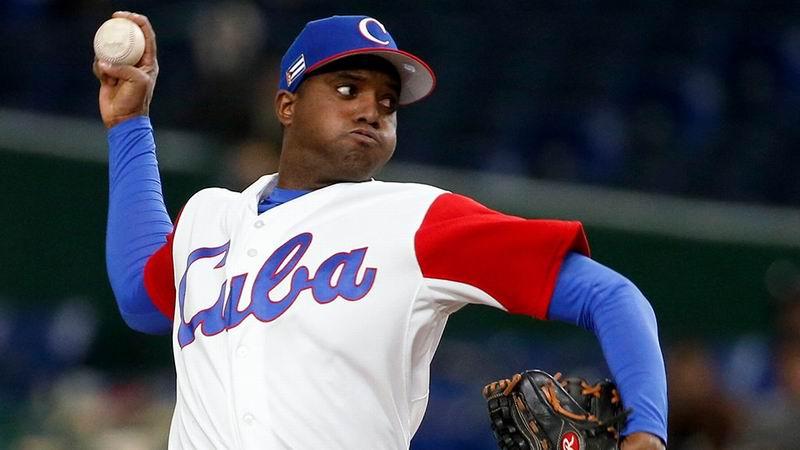 Cuba beat China in World Baseball Classic