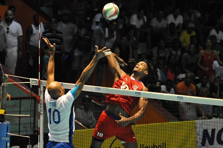 Pre-mundial de Voleibol: Los cubanos sacaron la casta