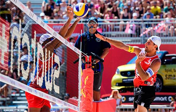 Cuban Duos to break Losing Streak in World Beach Volleyball Championships