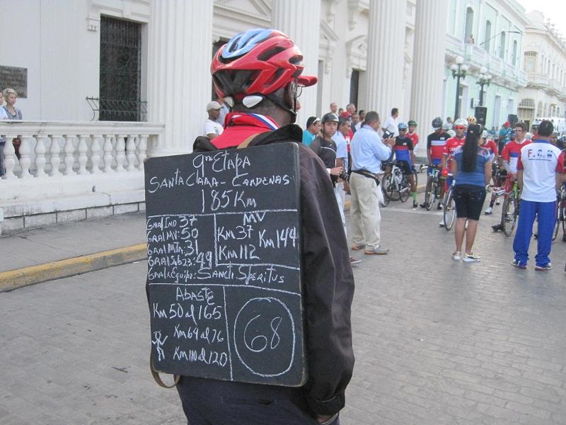 Clásico Ciclístico: Nodarse mandó en la Ciudad Bandera