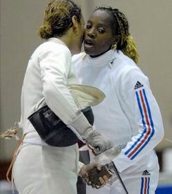 No logran esgrimistas cubanos boletos para Londres 2012