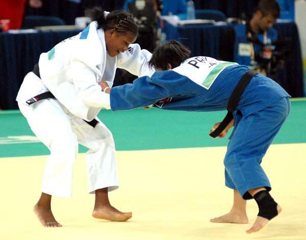 Yudocas cubanas alcanzaron bronce en Juegos Mundiales de Deportes de Combate