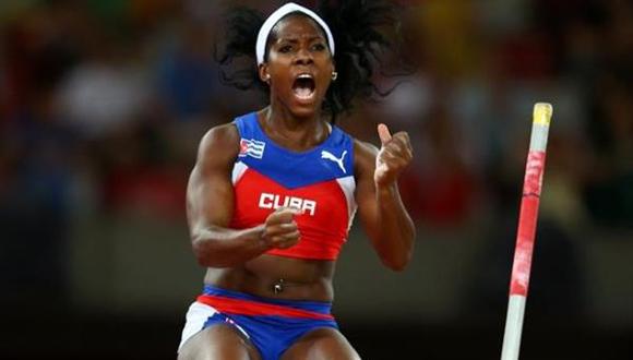 Dos cubanas este martes en la final del Disco olímpico