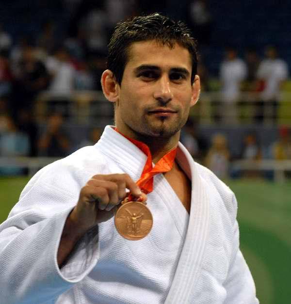 Judoca cubano, Yordanis Arencibia