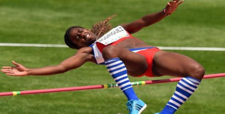 El atletismo de Latinoamérica en el mundial de Londres  (+Audio)