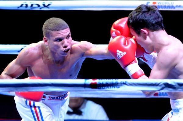 IV Serie Mundial de Boxeo- 2014. Foto: Marcelino Vázquez