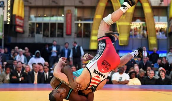 Oro en magistral actuación del cubano Bonne en lucha libre panamericana