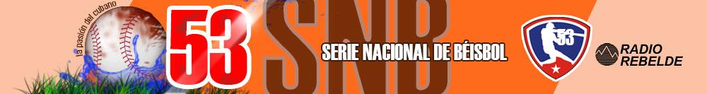 53 Serie Nacional de Béisbol - Cuba. Radio Rebelde