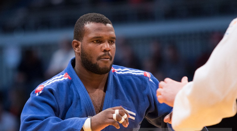 Cuban judoka Garcia wins the silver medal in Cancun Grand Prix