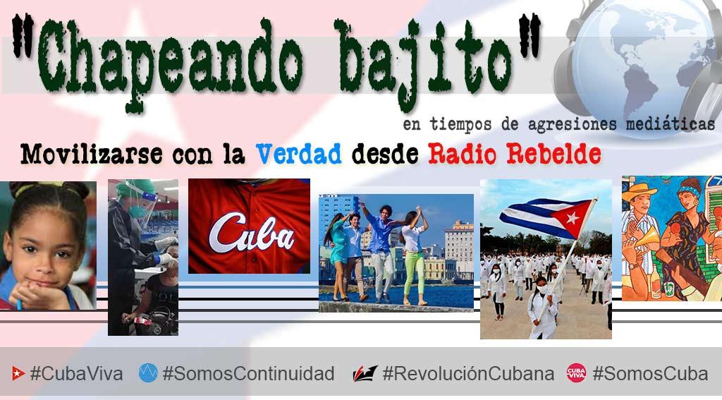 Chapeando Bajito: Cuba y la guerra de Cuarta Generación (+Podcast)