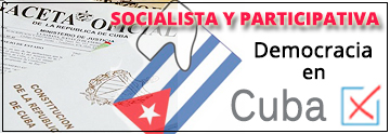 Democracia Socialista y Participativa en Cuba