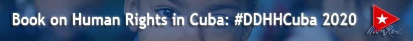 Book on Human Rights in Cuba: DDHHCuba 2020