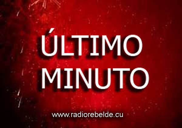 Esta noche, información especial de interés para la población en cadena de radio y televisión