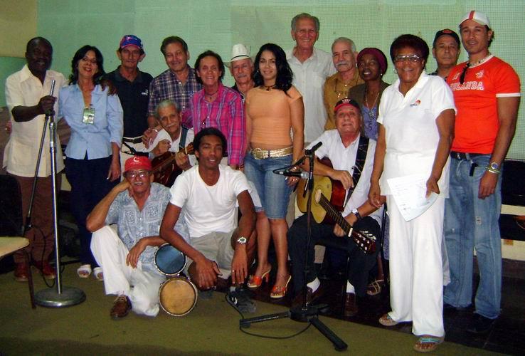 La Parranda - Programa de Música Campesina Cubana en Radio Rebelde