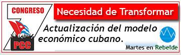 Actualización Modelo económico cubano en Radio Rebelde