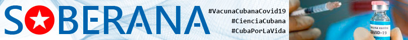 Soberana 01 - Candidato vacunal cubano para Covid-19