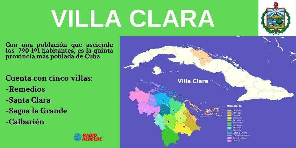 Villa Clara recibe una nueva visita de Gobierno