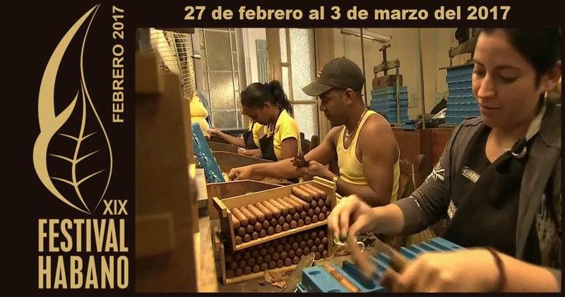 Tabaco torcido a mano entre las atracciones del Festival del Habano 2017