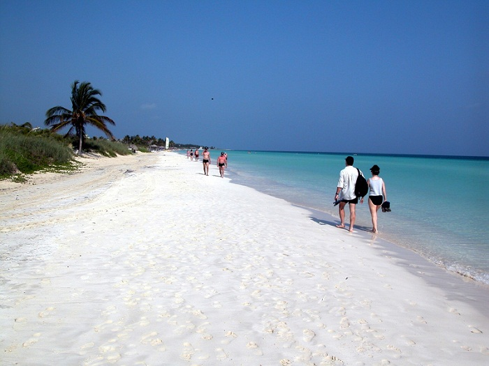 Cuba Jardines del Rey number of visitors grows 14 percent