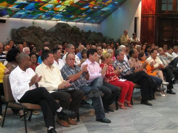 Celebraron en Santiago de Cuba acto nacional por el D�a del Economista