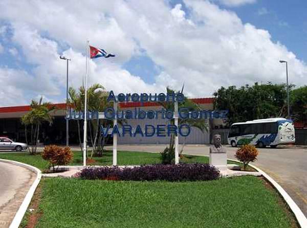 Aeropuerto internacinal de Varadero Juan Gualberto Gómez reduce el tiempo de estancia de los pasajeros a  veinte minutos