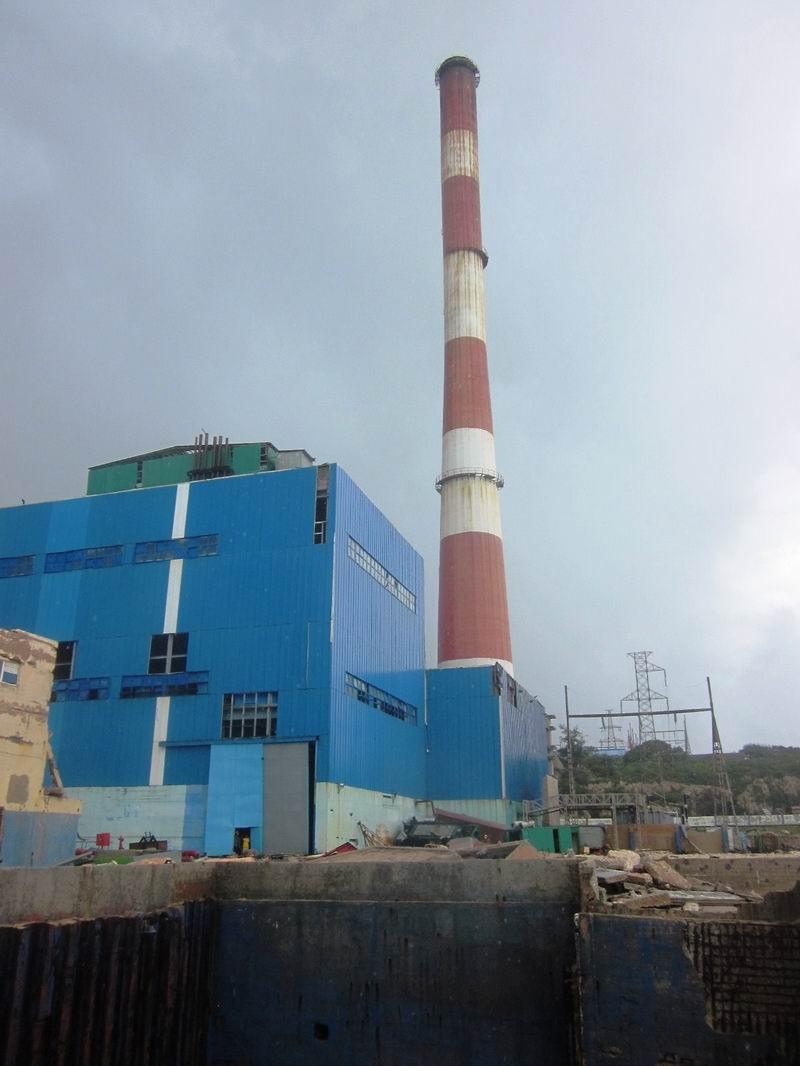 Generación y distribución eléctrica en Matanzas, con averías. Foto: José Miguel Solís
