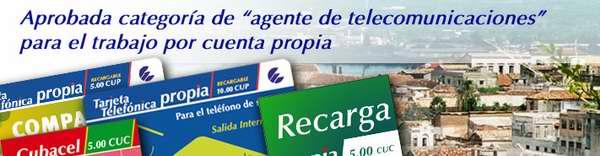 Prestan servicios en Cuba agentes de telecomunicaciones
