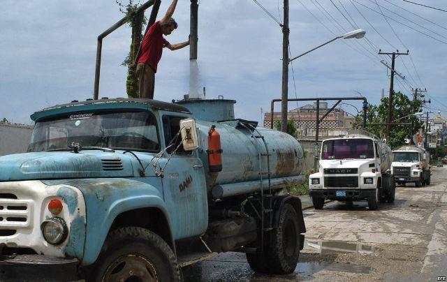 Se recuperan embalses en Camagüey