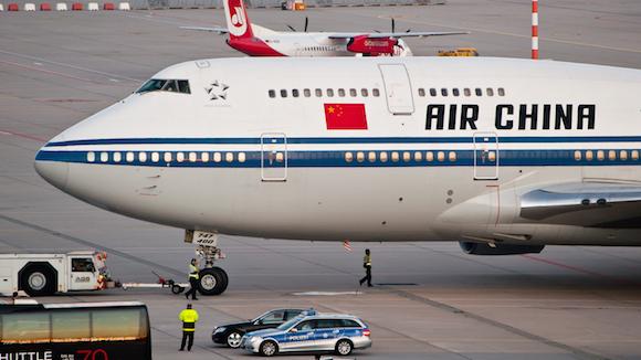 Iniciar� aerol�nea china vuelos directos Beijing-La Habana