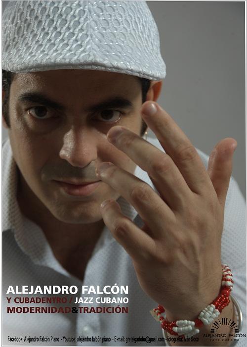 """Presentará Alejandro Falcón disco """"Mi monte espiritual"""""""